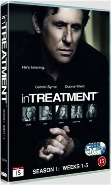 In Treatment - Säsong 1 del 1 (BEG DVD)