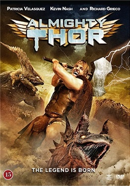 Almighty Thor (beg dvd)