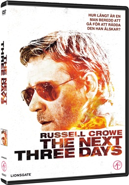 Next Three Days (beg dvd)