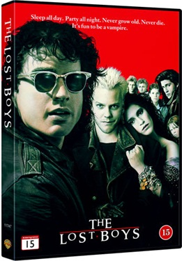 Lost Boys (beg dvd)