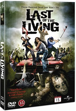 Last of the Living (beg hyr dvd)