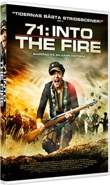 71: Into the Fire (dvd)