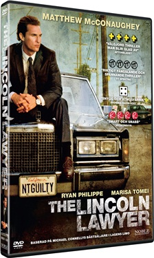 Lincoln Lawyer (dvd)
