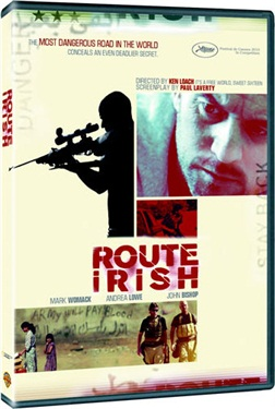 Route Irish (BEG HYR DVD)