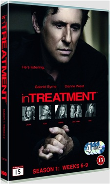In Treatment - Säsong 1 del 2 (BEG DVD)