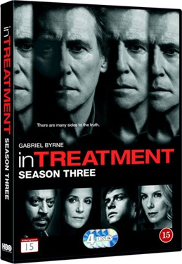In Treatment - Säsong 3(BEG DVD)