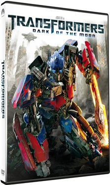 Transformers 3 Dark of the Moon (BEG HYR DVD)