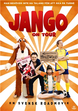 Jango on Tour - En svensk roadmovie (beg dvd)