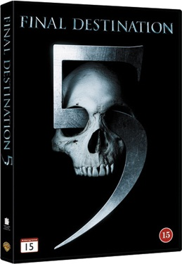 Final Destination 5 (beg hyr dvd)