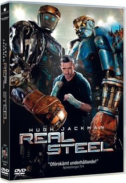 Real Steel (beg dvd)