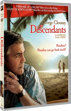 Descendants (beg dvd)