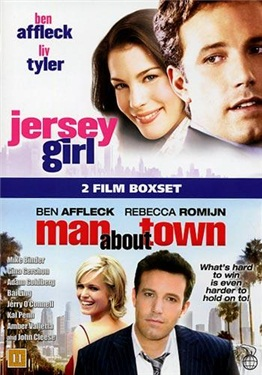 Jersey Girl + Man About Town (BEG DVD)