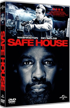 Safe House (beg hyr dvd)
