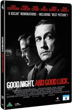 Good Night, and Good Luck. (beg dvd)