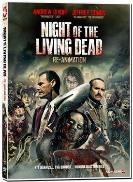 Night of the Living Dead: Re-Animation (beg dvd)