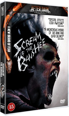 Scream of the Banshee (beg hyr dvd)