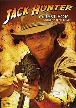 Jack Hunter 2 Quest for Akhen (beg hyr dvd)