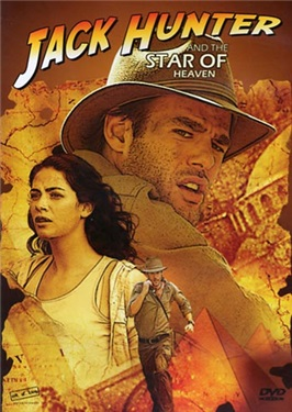Jack Hunter 3 the Star of Heaven (beg hyr dvd)