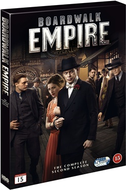 Boardwalk Empire - Säsong 2 (beg dvd)