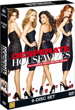 Desperate Housewives - Säsong 8 (beg dvd)