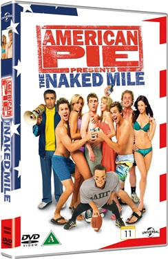 American Pie - The Naked Mile (beg dvd)