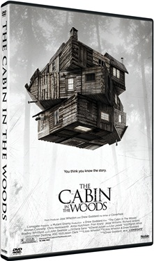 Cabin in the Woods (beg hyr dvd)