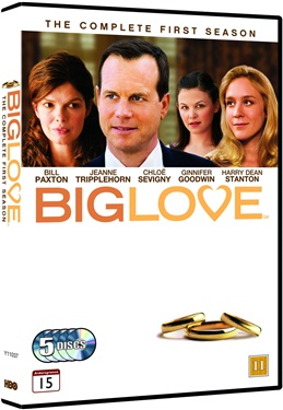 Big Love - Säsong 1 (beg dvd)