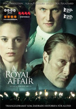 A Royal Affair (beg dvd)