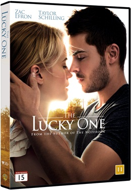 Lucky One (beg dvd)