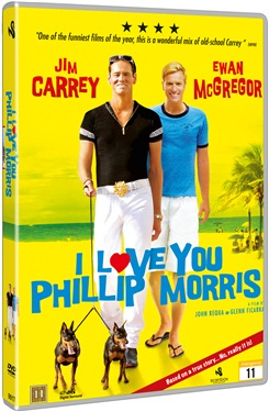 I Love You Phillip Morris (beg dvd)