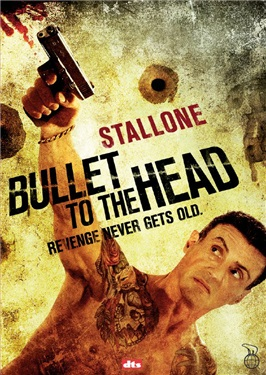 Bullet to the head (beg hyr blu-ray)