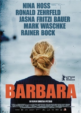 Barbara (beg dvd)
