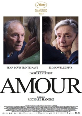 Amour (beg dvd)