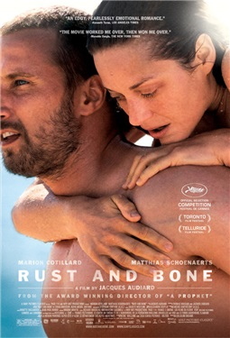 Rust and Bone (beg hyr dvd)