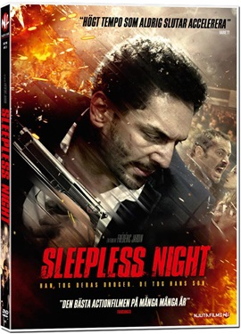 NF 531 Sleepless Night (DVD) BEG HYR