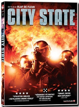 NF 560 City State (dvd)