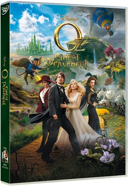 OZ The great and Powerful (BEG DVD)