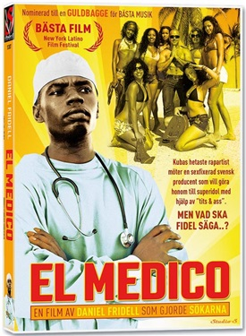 s 387 El Medico: The Cubation Story (beg hyr dvd)