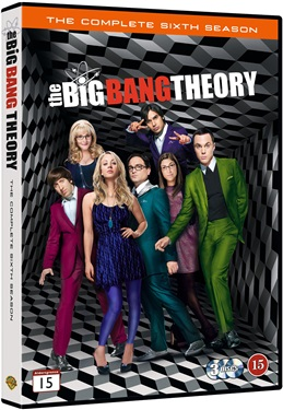 Big Bang Theory - Säsong 6 (BEG HYR DVD)