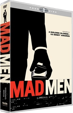 Mad Men - Säsong 6 (BEG DVD)
