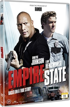 Empire State (beg hyr dvd)