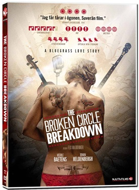NF 580 Broken Circle Breakdown (BEG HYR DVD)