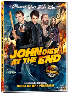 NF 568 John Dies at the End (beg hyr DVD)