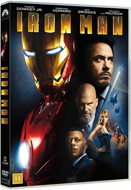 Iron Man (beg dvd)