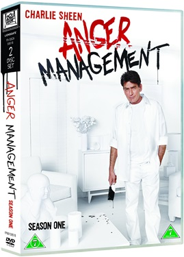 Anger Management Säsong 1 (dvd)