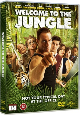 Welcome to the Jungle (beg hyr dvd)