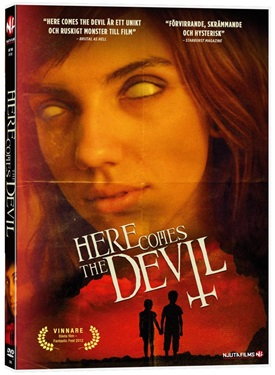 NF 592 Here Comes the Devil (BEG HYR DVD)