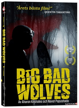 NF 626 Big Bad Wolves(DVD) BEG