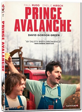 NF 628 Prince Avalanche (BEG DVD)