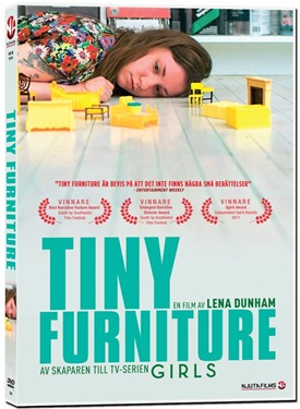 NF 649 Tiny Furniture (BEG DVD)